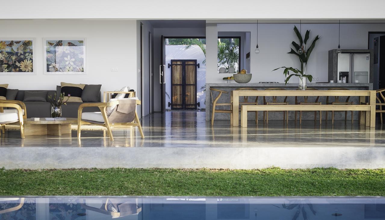 Woolamai beach house thalpe sri lanka living area