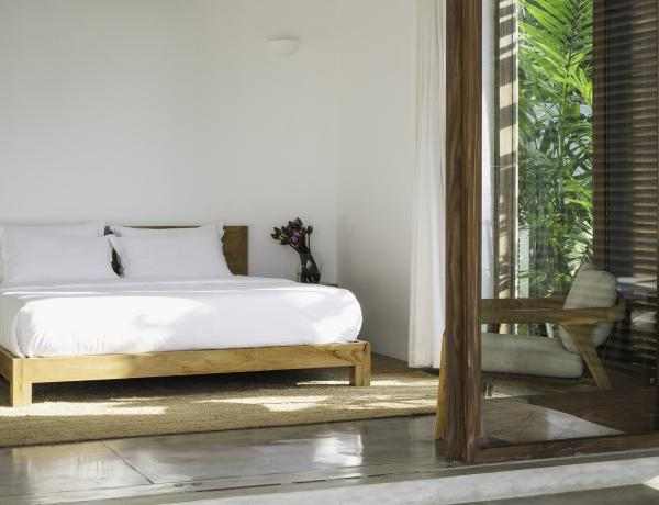 Woolamai BEach House, Thalpe, Sri Lanka -  Bedroom