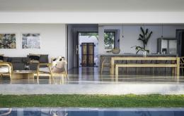 Woolamai Beach House, Thalpe, Sri Lanka -  Living Area